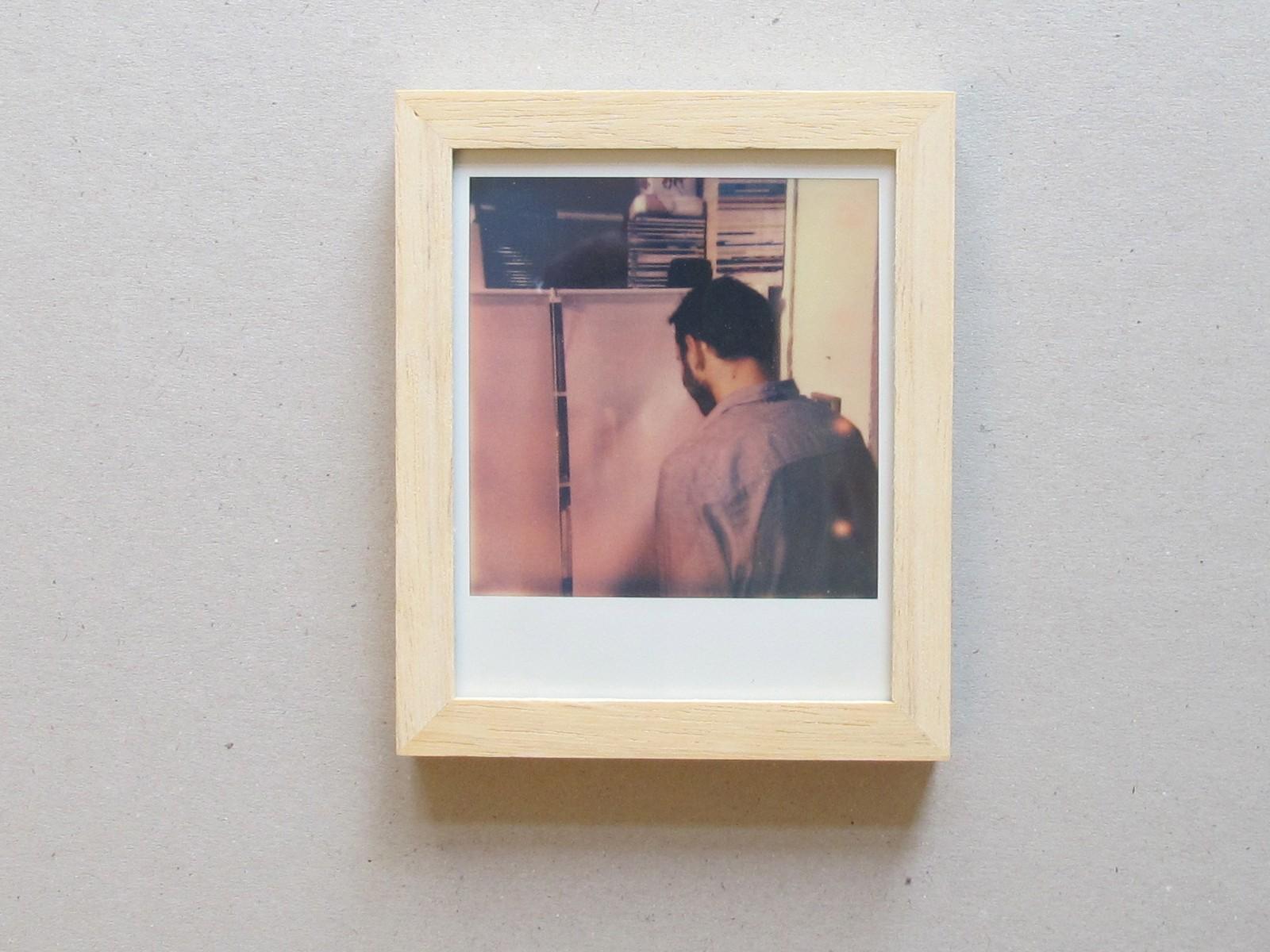 Polaroid Rahmen — refurnished+ — Entwicklung & Umsetzung